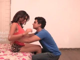 Hot Mallu Wife compromise Romance with Gangster