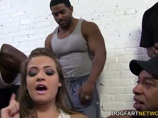 Ashlynn leigh bbc anal gangbang, grátis hd porno 37
