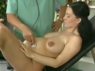 Pregnant Wife Study and Fucked by the Doctor: Free Porn 61