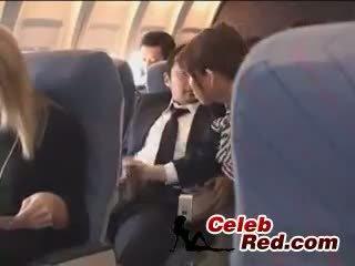 Stewardess porno