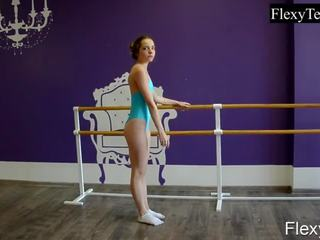 meest brunette mov, nieuw gymnast gepost, groot solo girl