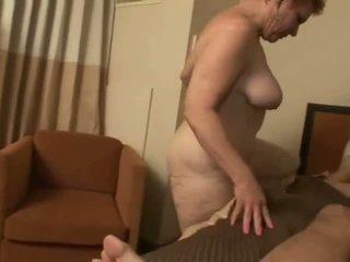 oma, oude farts, vers granny fucking film