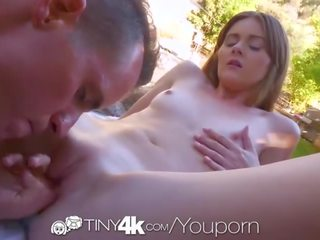 Tiny4k Tiny Breasted Miley Cole Fucks Big Dick After Refreshing Swim