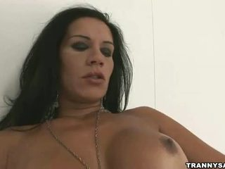brunette more, real shemale real, solo check
