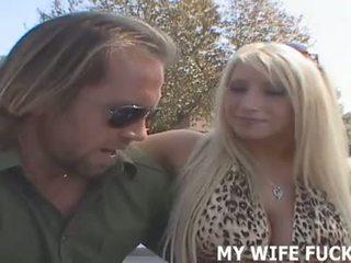 Гледайте вашият съпруга starring в а хардкор порно
