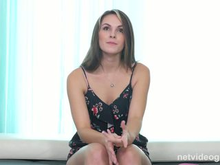 Reserved College Girl Gets Her Pierced Pussy Fucked By Net Video Girls