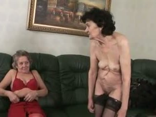 any lesbians, great grannies rated, all matures hottest