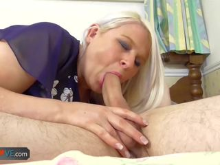 Agedlove Old Busty Blonde Grannies Lacey Hardcore: Porn 0f