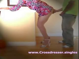 ideaal crossdresser, meest amateur