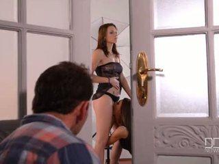 orgasme, anale sex, kut likken