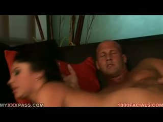 sensual hot Bianca Dagger getting screwed nice and deep in her slippery pussy