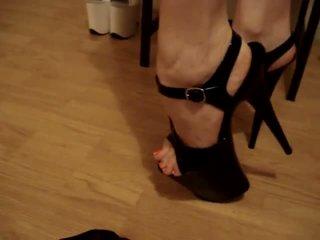 high heels, foot fetish, hd porn, stockings