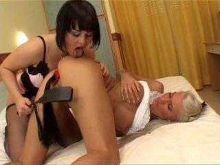 hq orale seks, vol speelgoed, heet dubbele penetratie porno