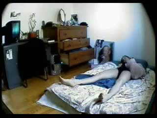 masturbuojantis, masturbacija, sesuo, paauglys