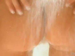 Blonde pornstar Erica Fontes glamour sex