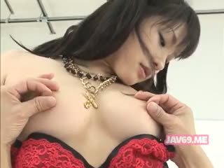 Cute Seductive Asian Girl Banging