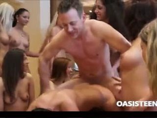 College party orgy