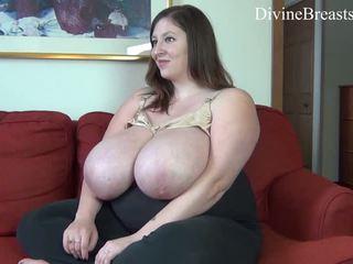 brunete, bbw, solo girl, milzīgs tits