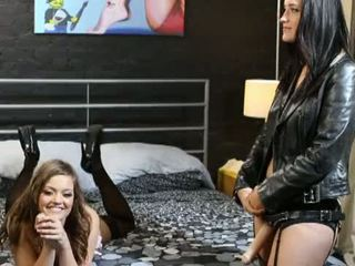 brunette, ass to mouth, anal, lesbian