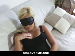 "SisLovesme- Step-Sis Will Do Any For Cock <span class=""duration"">- 10 min</span>"