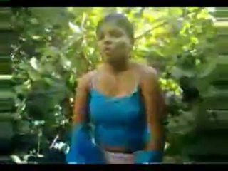 Desi Girl Fucked Twice in Jungle