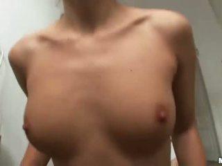 plezier brunette mov, vol realiteit porno, ideaal hardcore sex vid