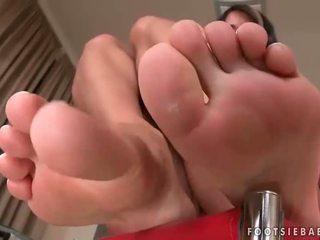 Sexy picioare și fierbinte sex compilatie