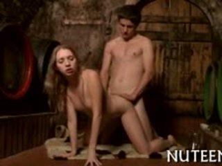 europese porno, kleine tieten, nieuw blond