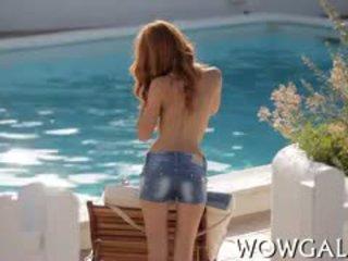 redhead porno, kindje klem, zien erotisch thumbnail