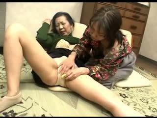 Freaks a természet 119 japán grannys bugyi rubbing 1