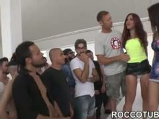 brunette ideal, group sex all, nice blowjob all