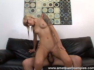 Amateur Creampies - Emma Mae
