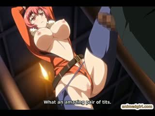 Bondage Anime With Bigboobs Brutally Gangbang By Bandits