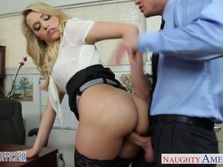 Σέξι γραφείο μωρό mia malkova γαμήσι
