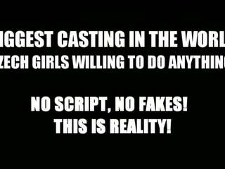 great reality scene, free casting, authentic sex