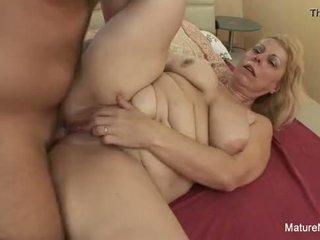 Hard Granny Anal Fuck