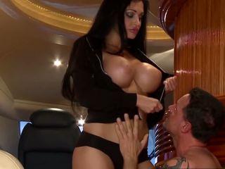 حار امرأة سمراء شاهد, على الانترنت الجنس عن طريق الفم حقيقي, لطيف الجنس المهبلي حار