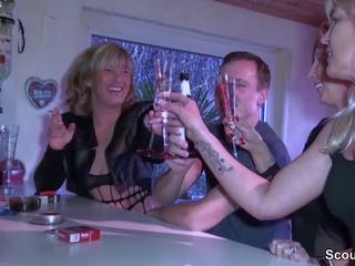 groepsseks mov, vol tieners porno, nominale partijen scène