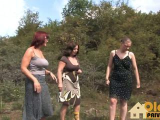 Oldie Sex Im Freien: German HD Porn Video 50
