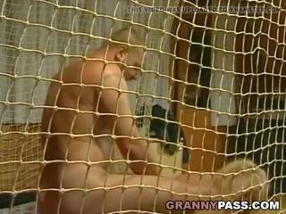 heetste groepsseks neuken, meest wild video-, een grannies