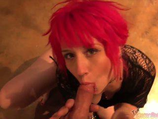 Proxy Paige Sucks Cock and Licks Ass, HD Porn 19