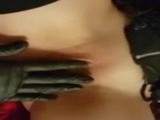 handschoenen porno, groot vingerzetting, gratis dokter porno