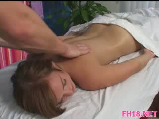 Lovely 18 year old girls get fucked hard