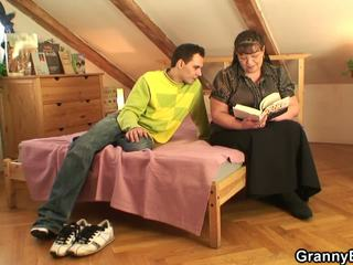 Busty Bookworm Bitch Picked up for Play, Porn 8f