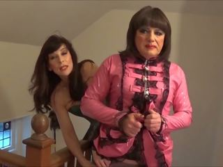 Tampon Training for Angelica by Madame C, Porn a0