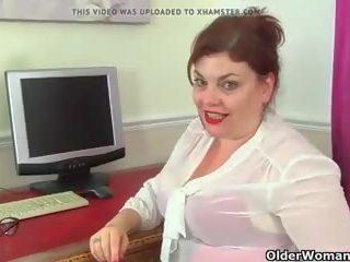 bbw, all british, hot mature porn