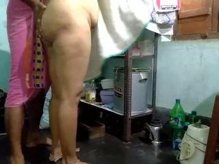 Wife Fucked in Kitchen - Desi Videos
