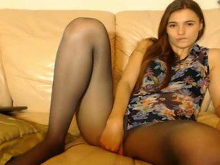 een hd porn video-, russisch scène, controleren nylon porno