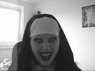 哥特式, 辣妹, nun