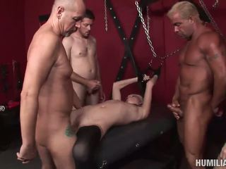 group sex, humiliation, submission, bdsm